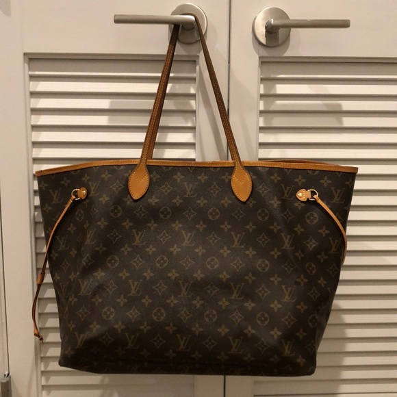 Louis Vuitton Handbags - SOLD Louis Vuitton Neverfull GM